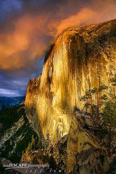 Conductivity, Half Dome, Yosemite National Park, CA   Jeff Lewis via Flickr