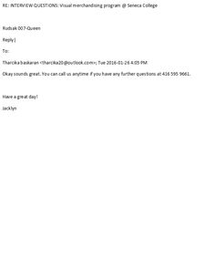 PAGE 5 OF EMAIL EXCHANGE