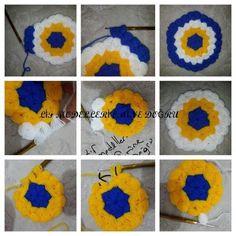 Nazar boncuğu lif örneği Crochet Necklace, Blanket, Knitting, Jewelry, Jewlery, Tricot, Jewerly, Breien, Schmuck