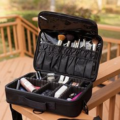 New BEST Professional Makeup Case Travel Makeup Bag Makeu... https://www.amazon.com/dp/B06XJCF4HT/ref=cm_sw_r_pi_dp_U_x_-n-kAb3K9X7P8