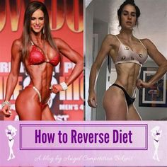 You only have one body and you need to take care of it. It is not healthy to rebound back and gain 30 pounds instantly after finishing your competition prep. Learn the dos and don'ts of proper reverse dieting from Stephanie Sequeira, The Ab Chick! Diet Motivation Pictures, Diet Motivation Quotes, Diet Plans To Lose Weight, Ways To Lose Weight, Figure Competition Suits, Competition Bikinis, Reverse Dieting, Bikini Prep, Figure Suits