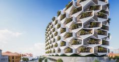 #Trees will grow on the balconies of #Istanbul's #honeycomb apartments | We can certainly get on board with this! https://inhabitat.com/trees-will-grow-on-the-balconies-of-istanbuls-honeycomb-like-apartments/?utm_campaign=crowdfire&utm_content=crowdfire&utm_medium=social&utm_source=pinterest