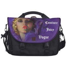 Stylish Couture Juicy Vogue Laptop bag