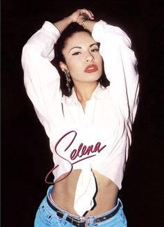 The original SELENA. Major 90s style icon? YES.