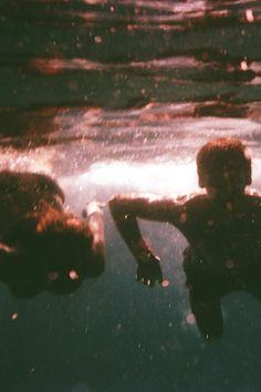 Take A Night Swim