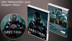 W50 produções mp3: Spectral  -  Lançamento  2016
