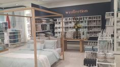 A very successful opening for Woolworths at Rosebank. Sounds great, looks fabulous and beautiful merchandise.