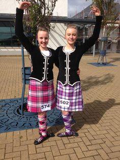 Scottish Highland Dance, Scottish Highlands, Purple Dress, Raspberry, Dancing, Dresses, Style, Fashion, Vestidos