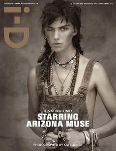 i-D Summer 2012 Covers (i-D Magazine)