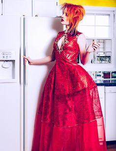 #Dedalusandcrane photography #JenkasFashion #couture #Russian #Luzhina