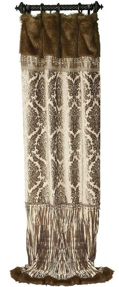 CURTAINS: Reilly-Chance Collection Luxury Curtain: Style #9 Venetian.  ALL STYLES AVAILABLE IN ALL REILLY-CHANCE FABRICS. Place your order today!