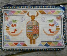 indiansk2 Pot Holders, Illustrator, Cross Stitch, Embroidery, Boho, Inspiration, Design, Home Decor, Biblical Inspiration