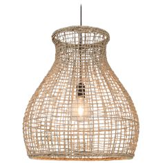 Riippuvalaisin By Rydéns Seagrass metalli, beige/luonnonvalkoinen Lantern Pendant, Pendant Lamp, Ceiling Lamp, Ceiling Lights, Sloped Ceiling, Natural Interior, Black Lamps, Globe Lights, Fabric Shades