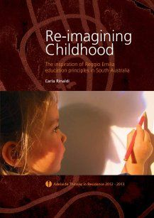 A must read for anyone wanting to know more about the Reggio Emilia Approach