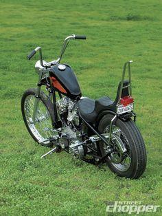 harley shovelhead   ... Features » Basket Case   1980 Harley-Davidson Shovelhead » Photo 6
