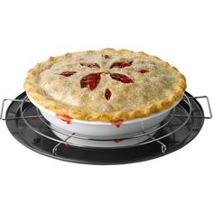 Pizza/Pie Companion ($10) ❤ liked on Polyvore featuring home, kitchen & dining and bakeware