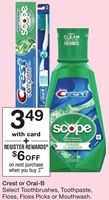 scope 1 liter as low as $.99 each at walgreens!  http://www.iheartwags.com/2016/09/1009-1015.html#oral-b  #walgreens #wags #coupons #couponing #couponcommunity #deals