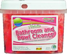 Aqua ChemPacs AQ736 Acidic Bathroom  Bowl Cleaner 032Ounce Packet 100 Count * (This is Amazon Affiliate Link) Find out more about the great product at the image link. Chemical Suppliers, Cleaning Chemicals, Bathroom Cleaning, Housekeeping, Counting, The 100, Image Link, Amp, Amazon