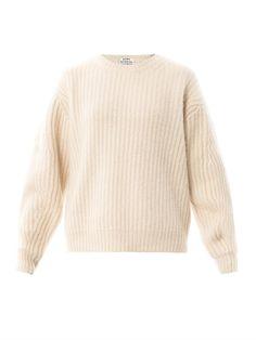Lillian angora sweater | Acne | MATCHESFASHION.COM