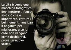 La vita è...