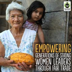 Women around the globe are changing the world through #FairTrade. Thank you for supporting them! #women #womensempowerment