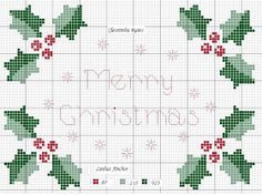 Thrilling Designing Your Own Cross Stitch Embroidery Patterns Ideas. Exhilarating Designing Your Own Cross Stitch Embroidery Patterns Ideas. Cross Stitch Christmas Cards, Xmas Cross Stitch, Cross Stitch Cards, Cross Stitch Borders, Cross Stitch Flowers, Cross Stitch Designs, Cross Stitching, Cross Stitch Embroidery, Embroidery Patterns