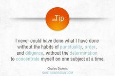 Charles Dickens was a yogi! Choose. Focus. Sustain.