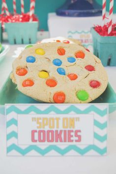 Special Agent Oso Birthday Party | CatchMyParty.com