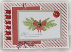 Sparkle & Shine with Yuletide Greetings - www.stampinheaven.ctmh.com