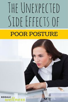 "See how ""text neck"" stresses your entire body and what your poor posture is doing to your health."