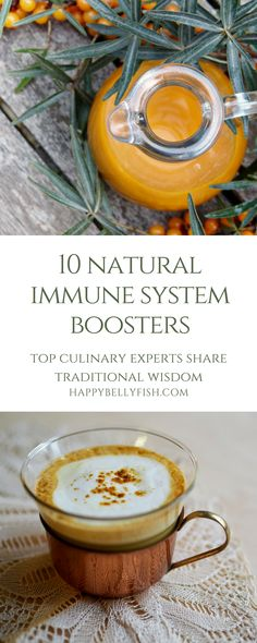 Discover 10 natural immune boosting foods. Top culinary experts from around the world share their traditional knowledge. #healthy #healthyfood #nutrition #healthyeating #healthyliving #healthylifestyle #naturalremedies #food