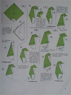origami-pinguino