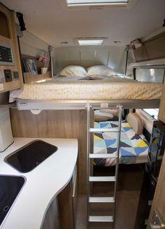 Build A Camper, Diy Camper, Camper Van, Van Conversion Campervan, Van Conversion Interior, Mercedes Camper, Mercedes Sprinter, Small Rv Trailers, Sprinter Motorhome