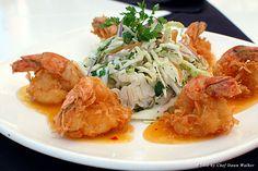 Tommy Bahamas' famous coconut shrimp appetizer