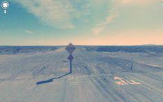 Photos insolites et inattendues sur Google Street View