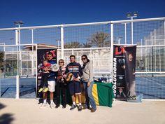 Subcampeones del torneo LX en #calpe @manzasport (JuanAntonio Senent y Pedro Lozano )