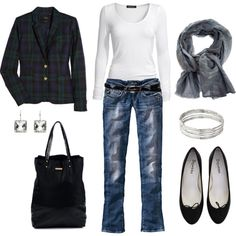 Wearing 2/1/12, created by bluehydrangea on Polyvore