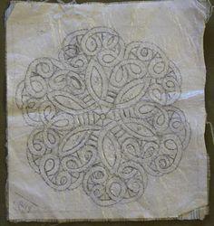 Haft Richelieu No. Bruges Lace, Romanian Lace, Bobbin Lace Patterns, Point Lace, Needle Lace, Easy Diy Crafts, Filet Crochet, Creative Inspiration, Embroidery