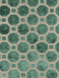 Designer Upholstery Fabric by greenapplefabrics on Etsy, $39.00