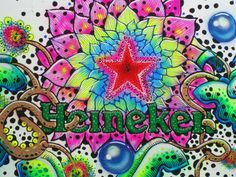 Art for Heineken. Designers, Symbols, Bottle, Art, Heineken, Art Background, Flask, Kunst, Performing Arts