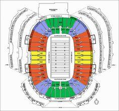 Lambeau Stadium Seating | ... - Lambeau Field Green Bay Tickets - Lambeau Field Seating Chart