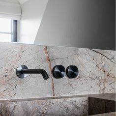 Mystic Brown⠀⠀⠀⠀⠀⠀⠀⠀⠀ -⠀⠀⠀⠀⠀⠀⠀⠀⠀ The name says it all. The Mystic Brown marble won't reveal it's true colors until it is placed in the… Plumbing Fixtures, True Colors, Mystic, Marble, Wall Lights, Stone, Luxury, Brown, Instagram