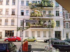 Balkone in Kreuzberg