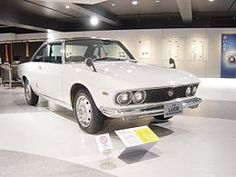 Mazda Luce Rotary Coupe