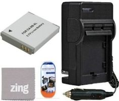 NB-6L Replacement Battery And Charger Kit For Canon PowerShot SX260 HS, SX500 IS, ELPH 500 HS, D10, D20 Digital Camera - + More!! by Big Mike's. $13.99. Bring your digital camera back to life with a new battery. Make sure you never miss another once-in-a-lifetime moment by having a new, NB6L battery specifically designed for your Canon PowerShot SX260 HS Digital camera. NB-7L rechargeable batteries are engineered to meet or exceed OEM specifications and feature the latest batt...
