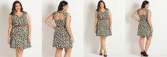 Vestidos Plus Size Simples Para o Dia a Dia 6