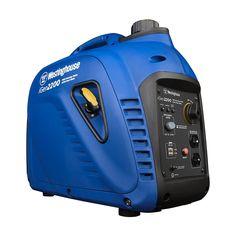 Westinghouse iGen2500 Portable Inverter Generator - 2200 Rated Watts & 2500...
