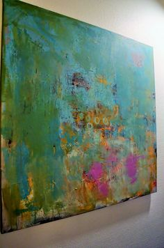 Stille hvisken - 80x80 by gittecittrup
