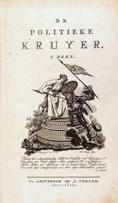 De patriotten 1780-1795     Crisis in de Republiek
