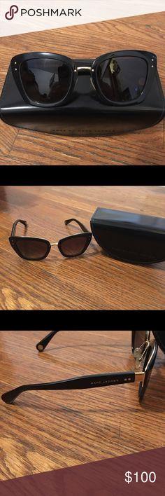 Marc jacobs sunglasses Mint condition Marc jacobs sunglasses Marc Jacobs Accessories Sunglasses